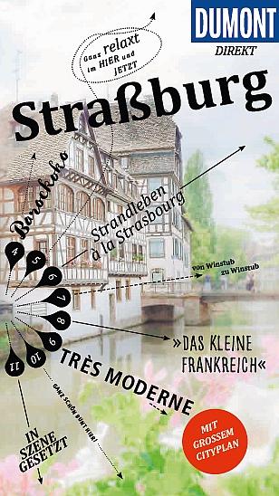 Dumont - Direkt-Reiseführer - Straßburg