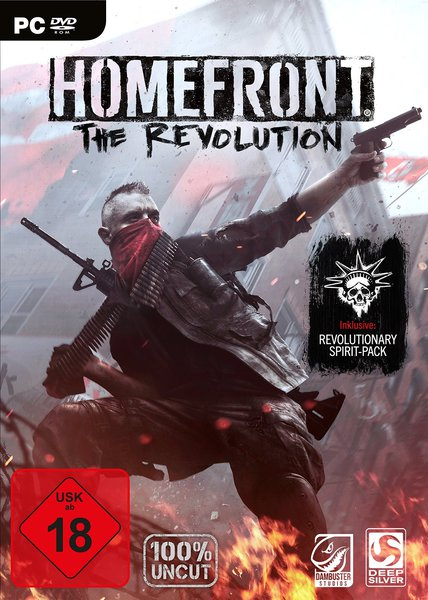 Homefront The Revolution Day One Edition MULTi2 – x.X.RIDDICK.X.x