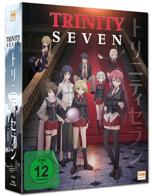 Trinity Seven Ger Sub