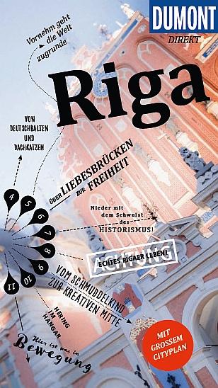 Dumont - Direkt-Reiseführer - Riga