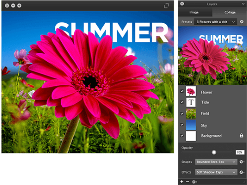 download Artipic Photo Editor 2.4.1 Build 7427 Multilanguage