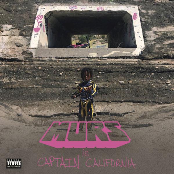 Murs - Captain California (2017)
