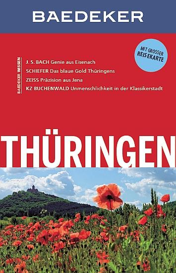 Baedeker - Reiseführer - Thüringen