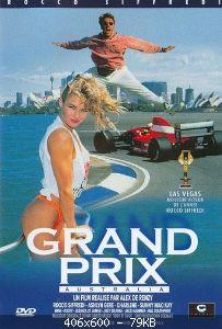 Grand Prix Australia Cover