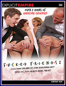 Fucked Friends 2 Cover