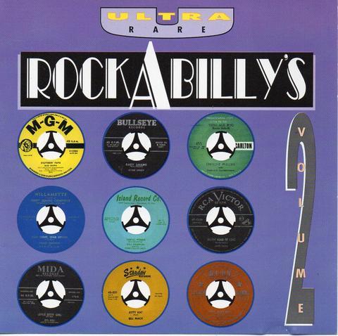 VA Ultra Rare Rockabilly s 13 CD 1991 1997