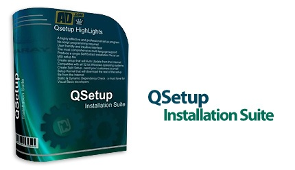 download Pantaray.QSetup.Installation.Suite.v12.0.0.5.Professional.Edition-CRD