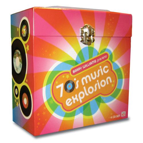 VA 70 s Music Explosion 10 CD 2006