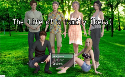 The Life Of The Family Cover