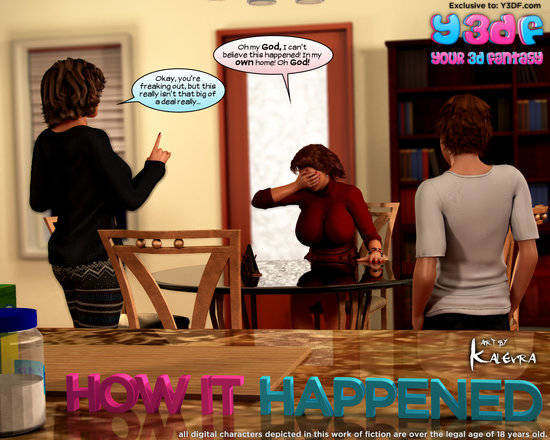 How it Happened Cover
