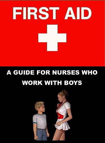 First Aid - A Guide For Nurses Who Work With Boys