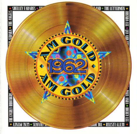 VA Time Life AM Gold 1962 1979 34 CD 1990