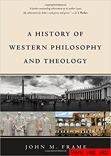 Cover: A History of Western Philosophy and Theology