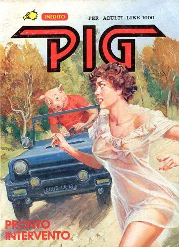 Pig 31 - Pronto Intervento (Italian)