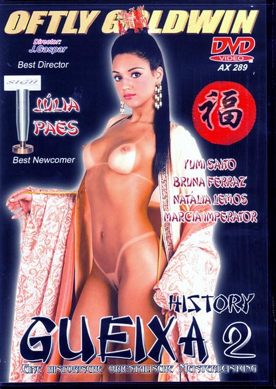 History Gueixa 2 Cover