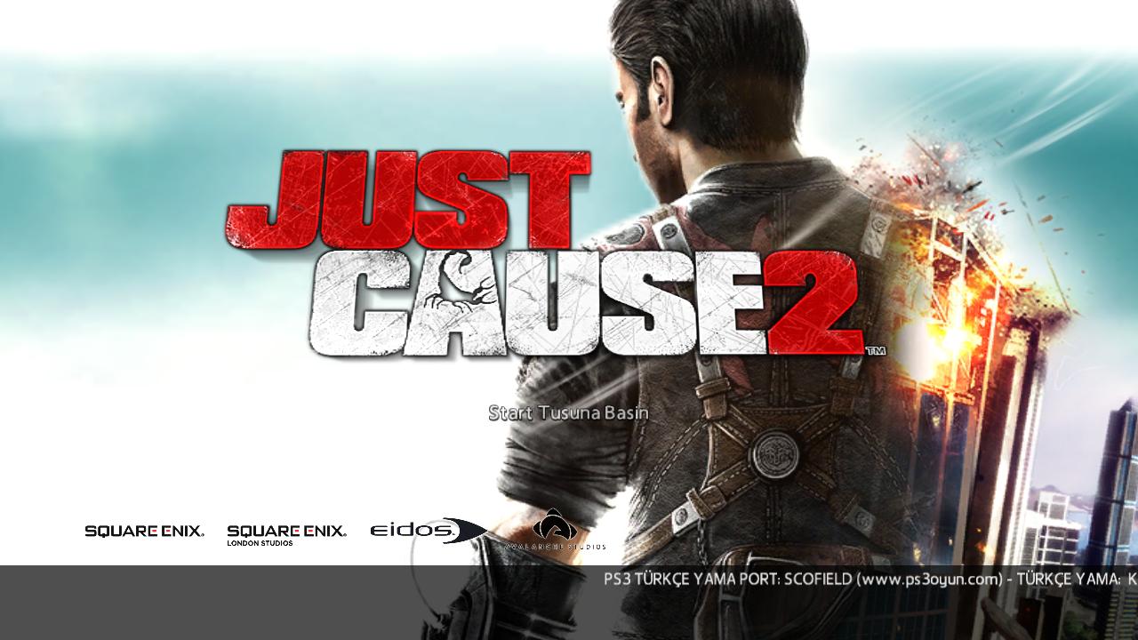 PS3 Türkçe Yama - Just Cause 2 PS3 Türkçe Yama İndir (ÇIKTI