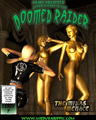 Drake - Doomed Raider Ch.1-8