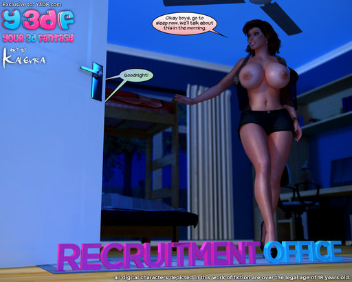 Recruitment Office Cover