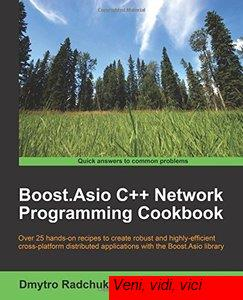 Boost Asio Cplusplus Network Programming Cookbook