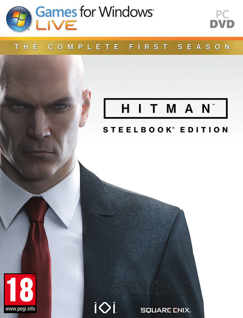 Hitman The Complete First Season MULTi9-ElAmigos