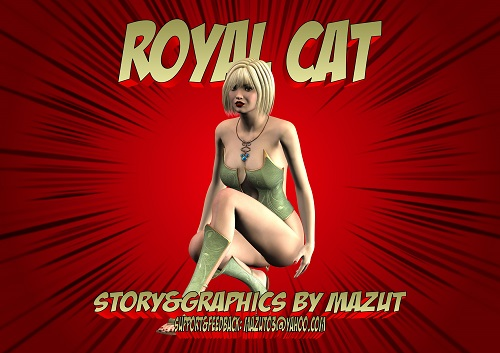 Mazut - Royal Cat