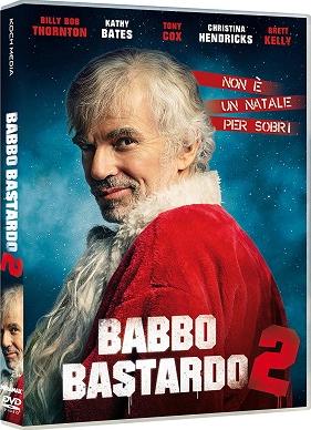 Babbo Bastardo 2 (2016) DVD5 Compresso ITA SUB-BFD