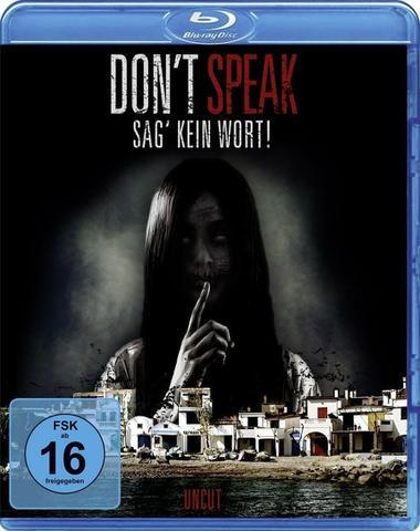 Dont Speak 2015 MuLTI CoMPLETE BlURAY-FORBiDDEN