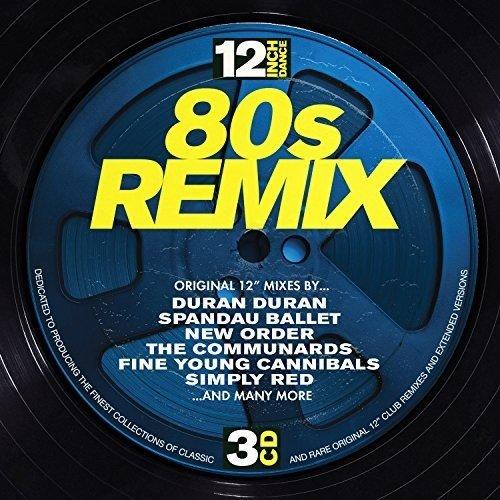 12 Inch Dance: 80s Remix (2017)