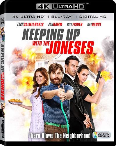 Die Jones - Spione von nebenan -Reupload-