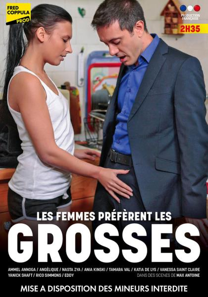 Les Femmes Preferent Les Grosses (2016/WEBRip/SD)