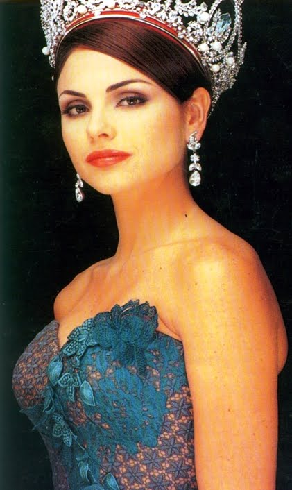 martina thorogood, 1st runner-up de miss world 1999. 3glu5wra