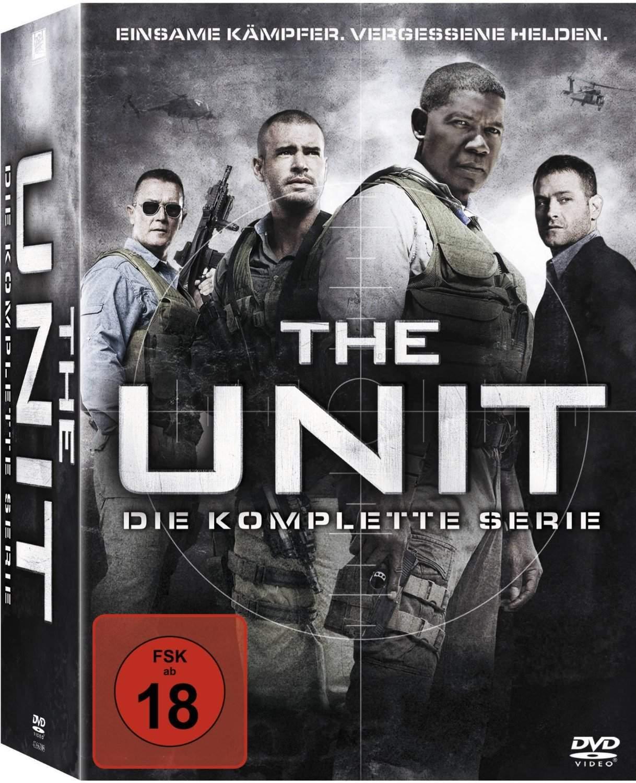 download The Unit S01 - S04
