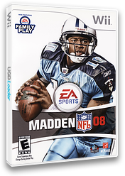 download Madden NFL 08 NTSC [WBFS]