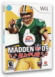 download Madden NFL 09 All Play NTSC [WBFS]