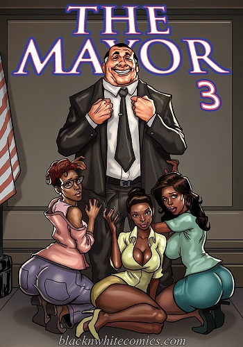 BlackNWhitecomics - The Mayor 3