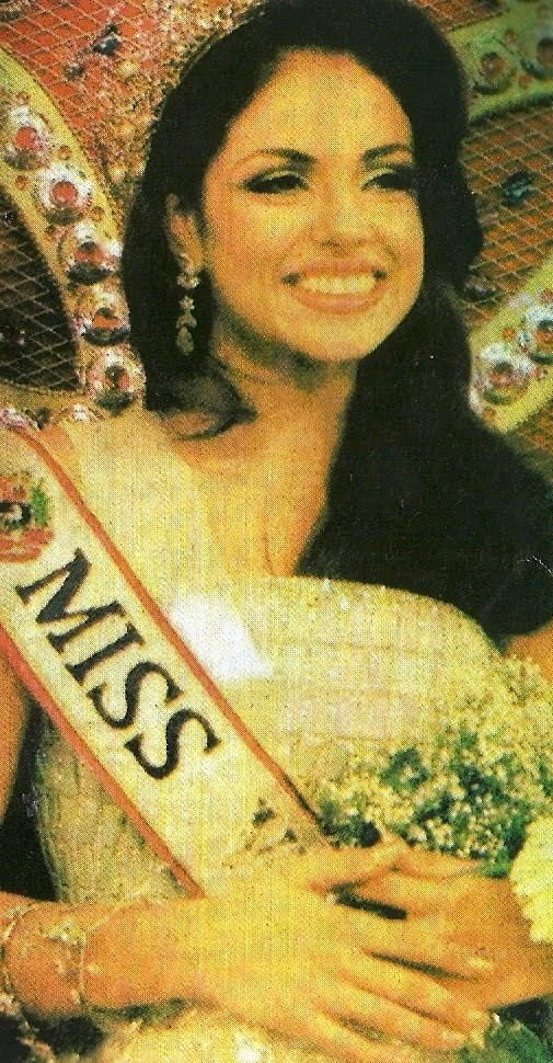 martina thorogood, 1st runner-up de miss world 1999. Tncij6xi