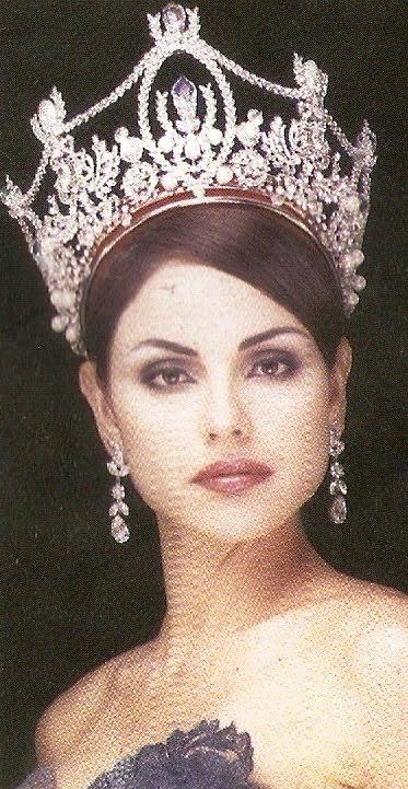 martina thorogood, 1st runner-up de miss world 1999. Uzwf27pz