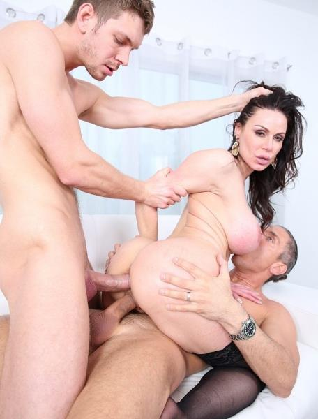 Kendra Lust - Kendras First Ever DP 1080p