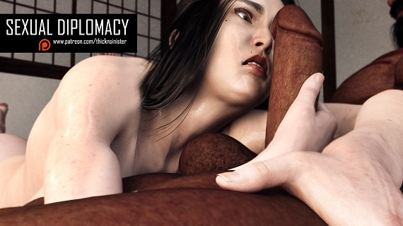 Thicksinister - Sexual Diplomacy