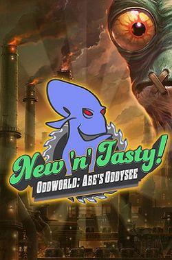 Oddworld: New 'n' Tasty  Deutsche  Videos Cover