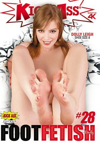 Foot Fetish Daily 720P Cover