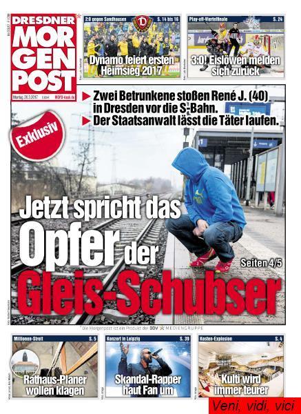 Dresdner Morgenpost 20 Maerz 2017
