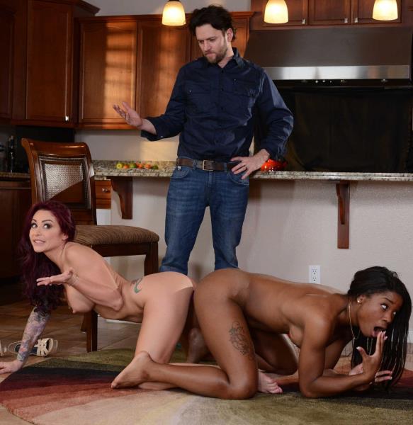 Monique Alexander, Preston Parker, Mya Mays - A Family Affair 2 - Part Three 1080p Cover