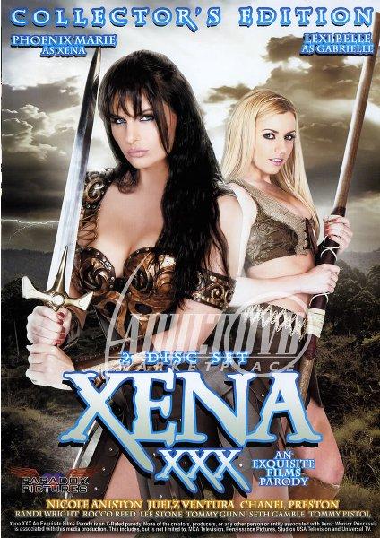 Wsolifz7 in Xena XXX An Exquisite Films Parody