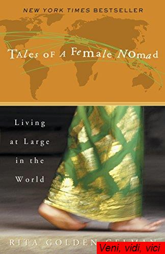 : Tales of a Female Nrmad Living at Large in the World
