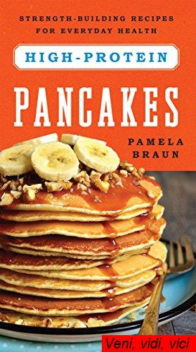 : High Protein Pancakes Strength Building Recipes for Everyday Health