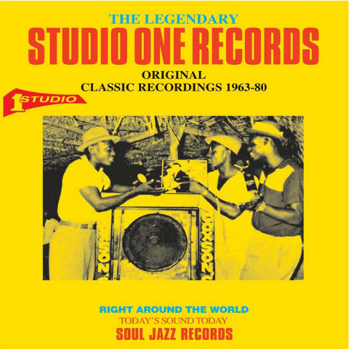Soul Jazz Records Presents The Legendary Studio One Records/Original Classic Recordings 1963-80 (2017)