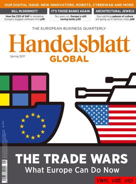 : Handelsblatt Global Edition Spring 2017
