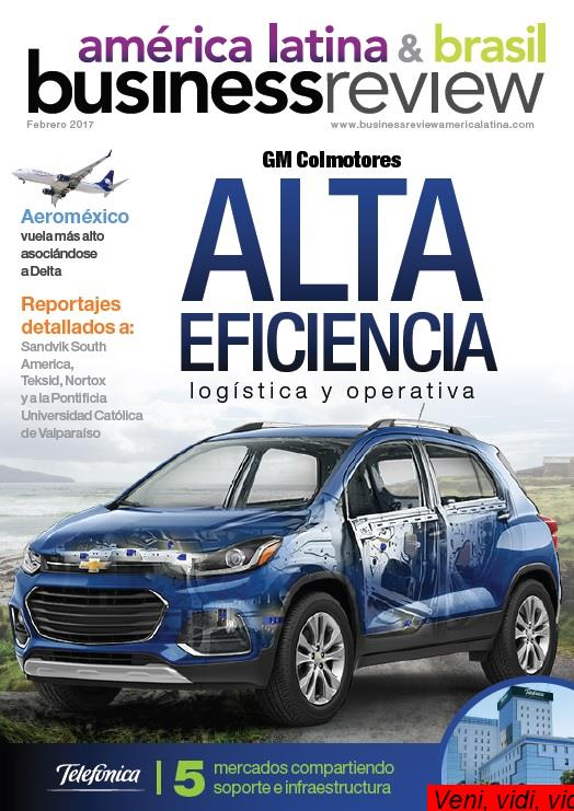 : Business Review America Latina und Brazil Febrero 2017