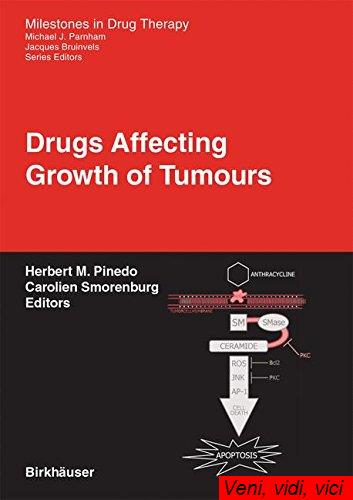 : Drugs Affecting Growth of Tumours